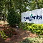 Syngenta CEO, a former top exec in the Triad, to step down