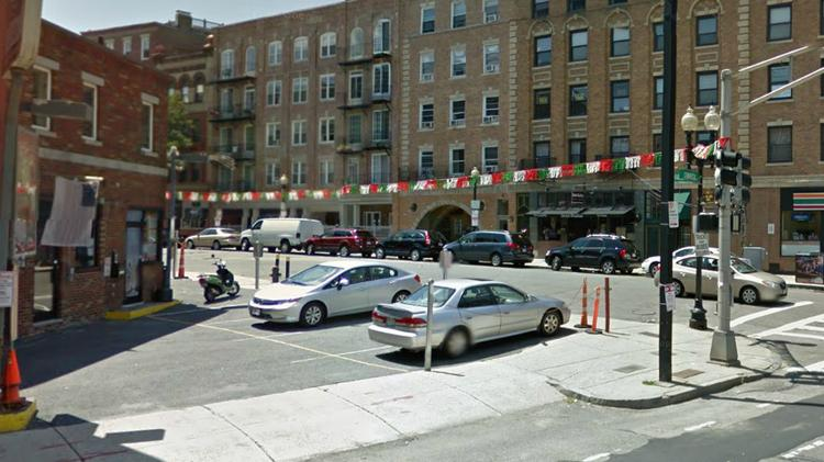 The North End/Waterfront Residents' Association voted against plans for Vesuvio, a 54-seat Italian eatery at 420 Commercial St. at the intersection of Hanover and Commercial streets.