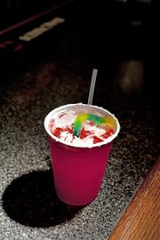 A Red Solo Cup Margarita also is a popular sell at Tumbleweed. ____________________________________________      Tumbleweed's top-selling premium margaritas in 2012 1: Viva Agave 2: Primo 3: Grape Rocks 4: Cotton Candy 5: Red Solo Cup