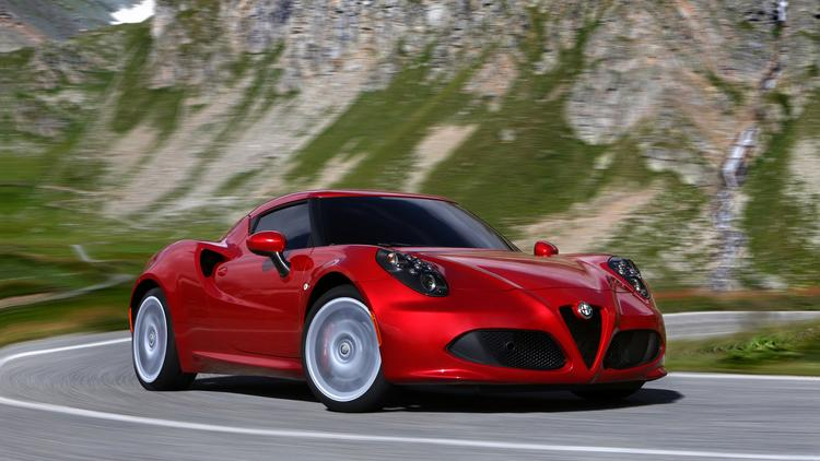 Which Dealer Scored Greater Cincinnati S First Alfa Romeo Dealership