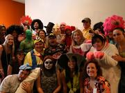 Halloween at Gravitational Marketing.