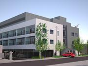 The majority of the units will have one bedroom, although there will be some studios and two-bedroom units. The development will have covered and secured parking.