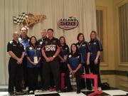 The winners of the Leland 500 Race to Success.