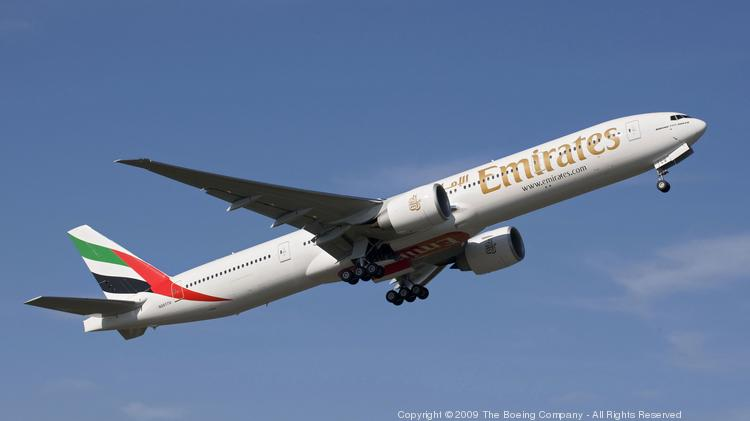 More Emirates 777 300ERs could be taking off from Everett, if Emirates uses some of the $16 billion it saved from cancelling A350s for purchases of the current 777 model.