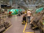 Why Spirit AeroSystems can't address rumors