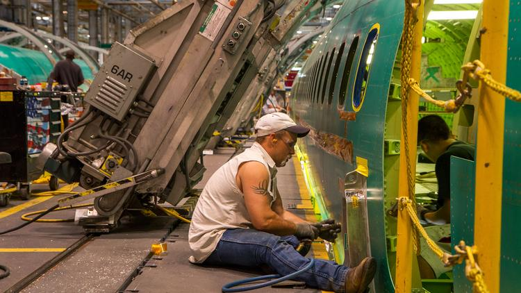 A Sterne Agee analyst has upgraded Spirit AeroSystems stock to buy.