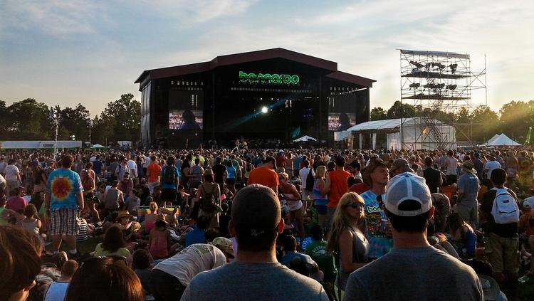 Radius clauses for festivals like Bonnaroo make it harder for Nashville concert venues to book acts in the summer.
