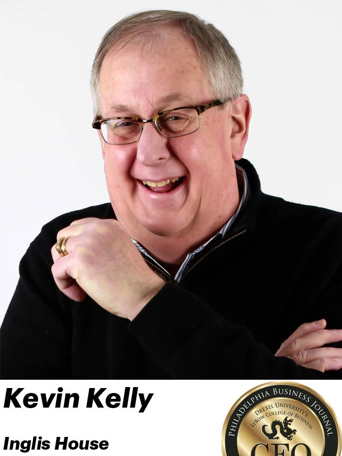 Kevin Kelly is this year's Lifetime Achievement Award winner.