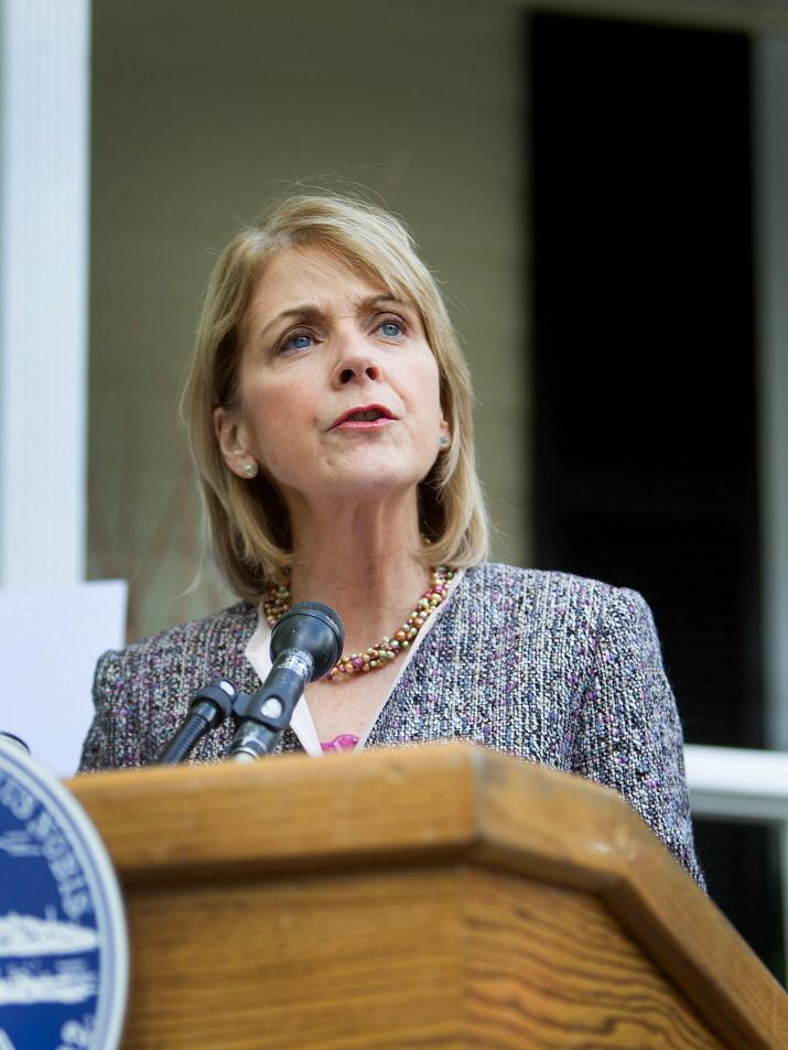 Attorney General Martha Coakley has reached an agreement with Partners HealthCare to allow its mergers with South Shore Hospital and Hallmark Health to go forward.