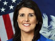 """South Carolina Gov. Nikki Haley said the decision """"lets the whole world know that South Carolina workers are the best around."""""""