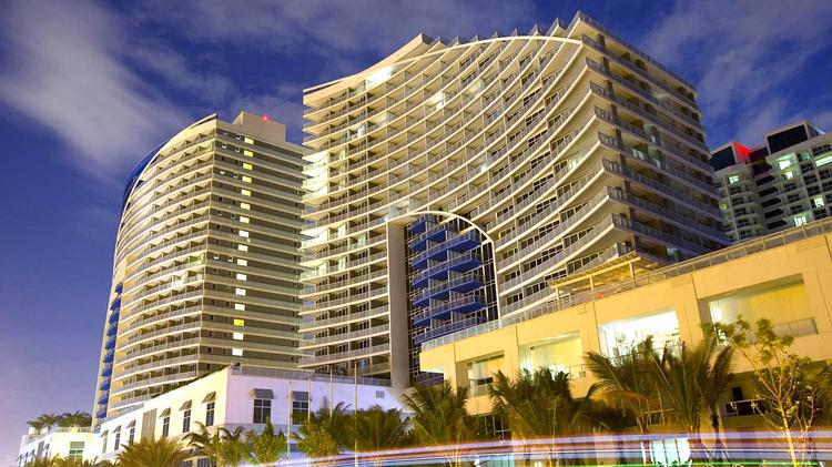 The W Fort Lauderdale hotel will host Gay Days in November.