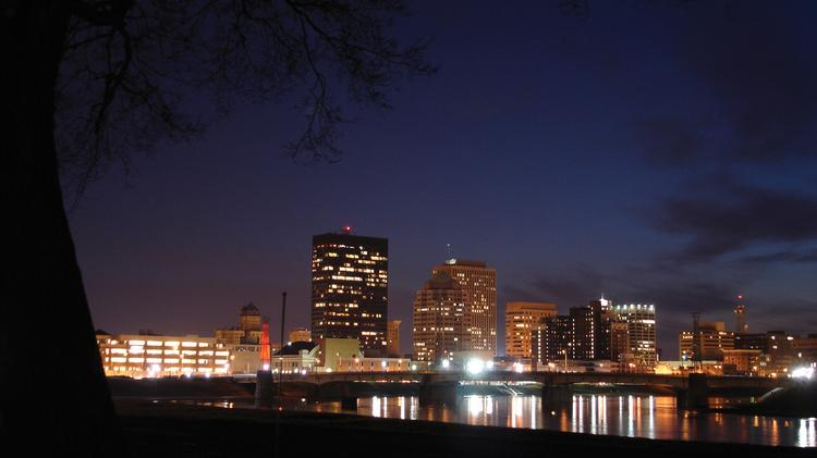 """Dayton ranks among the top 10 """"Sexiest Mid-Sized Cities in America,"""" according to real estate firm Movoto."""