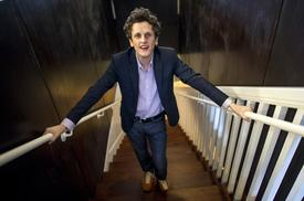 Why Box's Aaron Levie must get over fear of flying