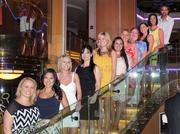 Men's Divorce Law Firm's 10th anniversary staff cruise