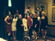 Men's Divorce Law Firm's Christmas party