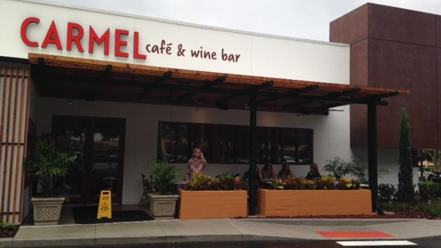 Carmal Cafe recently opened its second Central Florida location in Altamonte Springs.