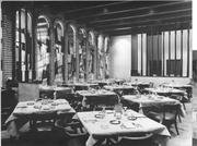 How the restaurant looked in the 1960s.