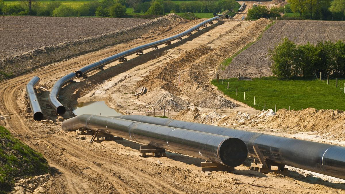 tallgrass completes mile pony express pipeline project tallgrass completes 690 mile pony express pipeline project kansas city business journal