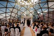 This is what the dome space will look like when completed. It hosts more than 50 weddings per year, plus a variety of other meetings and events.