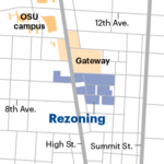 Ohio State ready for more neighborhood development, but not by its hand