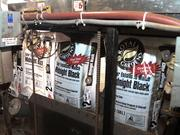 Automation handles the filling of bags at Mulch Manufacturing.