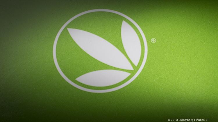 Herbalife shares hit their lowest point in three months Monday.
