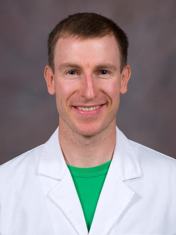 Dan Lafferty will be known as Dr. Dan Lafferty after Friday's dental school commencement ceremony at OHSU.