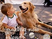 "Hallmark took an all-digital approach for marketing its new business, Hallmark Baby. Local marketing agency emfluence created a series of Internet memes to promote Hallmark Baby, which netted more than 1.8 million impressions on Facebook and Twitter. The creative series also won AMBIT and ADDY awards in Kansas City. This meme reads: ""Life's Little Joy #11: Making new friends."""