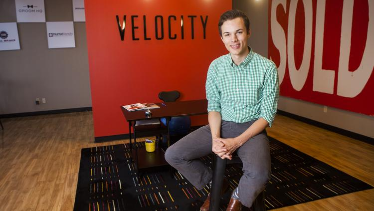 Mark Lorence is Velocity Indiana's new education specialist.