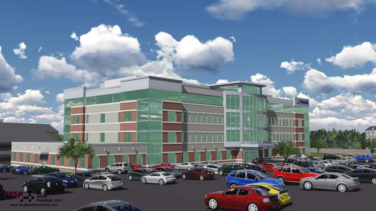 Construction is to begin this summer on a new TriHealth office building in Kenwood.