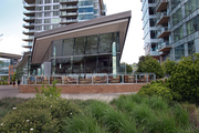 The building occupied by Quartet Restaurant is part of The Strand complex at Riverplace. It was designed to be the most luxurious dining spot in the Northwest.