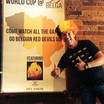It's Budweiser vs. Stella at Belga Cafe and B Too for U.S.-Belgium game