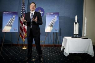 SpaceX settles on Texas