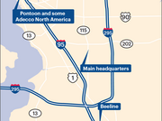 Adecco Group North America Jacksonville locations.