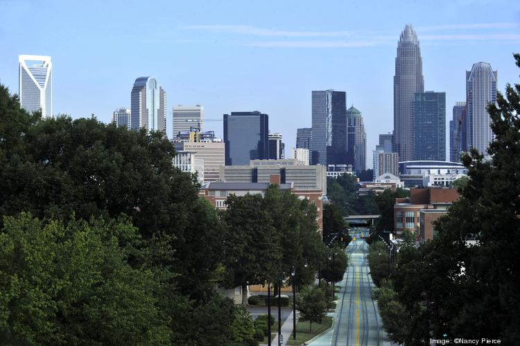 Charlotte has dropped to a new 2013 low on On Numbers' monthly economic index.
