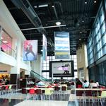 Modern food courts cook up new ways to attract customers