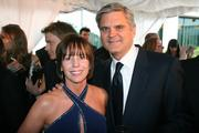 Jean Case, co-founder and CEO of The Case Foundation, left, and Steve Case, co-founder and CEO of Revolution LLC.