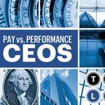 Which KC public companies get the most, least bang for CEO bucks?