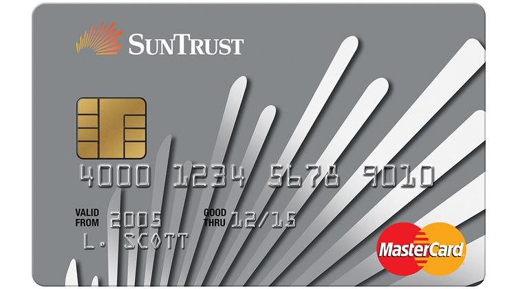 SunTrust to issue EMV chipped credit cards Memphis