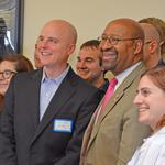 Mayor makes rounds to four growing Philadelphia startups