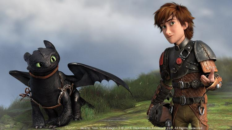 Universal orlando ride on how to train your dragon most appealing a poll shows readers are excited to see a how to train your dragon ccuart Image collections