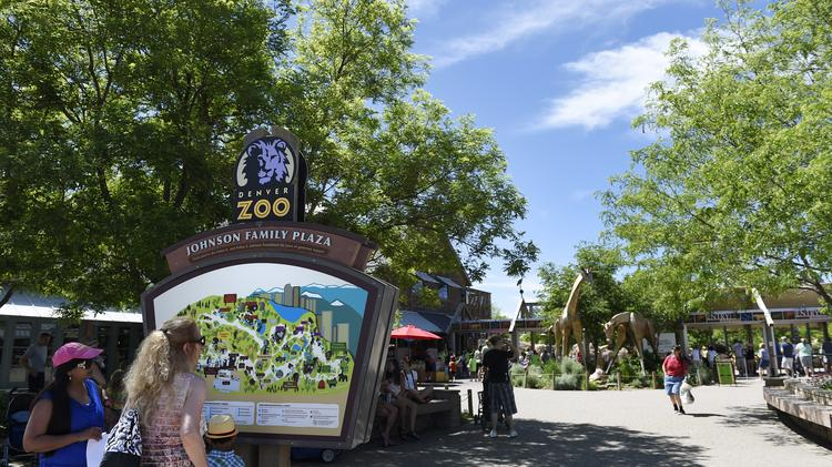 The Denver Zoo remained the most visited attraction in the area in 2013.