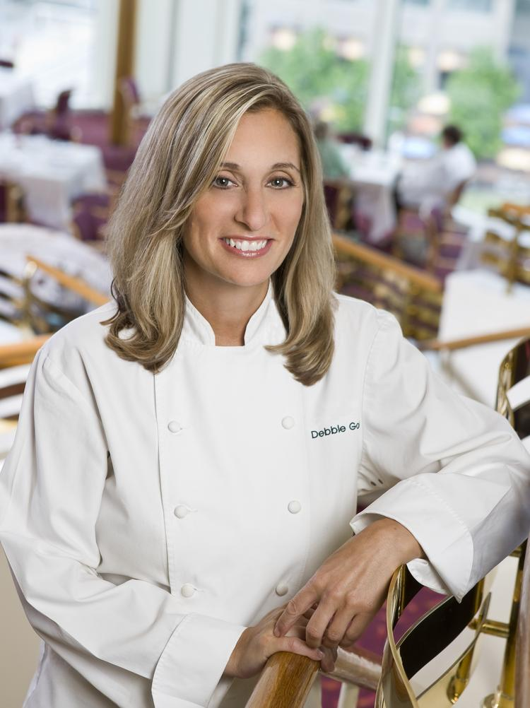 The American Restaurant put Debbie Gold on the map, she says, and it's where she earned a James Beard Award.