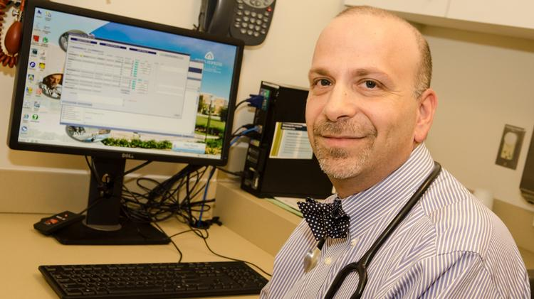 Dr. Steven Kravet, president of Johns Hopkins Community Physicians, says it's not necessary for young, healthy people to visit a doctor's office every year.