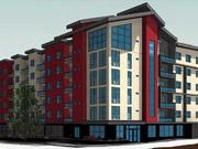 Paradigm Properties aims to break ground on the Boathouse apartment project in the Summer of 2014.