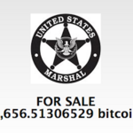 $18M in seized Silk Road bitcoins officially hits the auction block