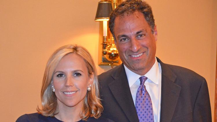 Tory Burch and Bank of America's Andrew Plepler are spearheading the Elizabeth Street Capital initiative.