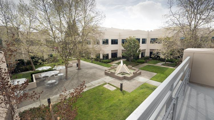 San Francisco-based Rockwood Capital said it had acquired the roughly 250,000-square-foot Mountain View Corporate Center at 301-381 E. Evelyn Ave. Rockwood did not release the price, but two sources said Rockwood paid about $154 million, or about $616 per square foot.