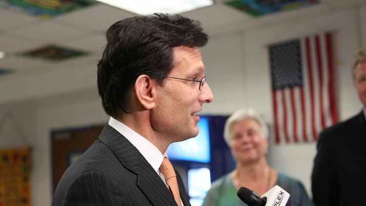 Eric Cantor supported re-authorization of the Ex-Im Bank, which has supported Boeing exports.