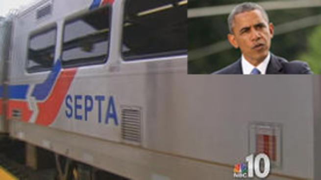President Barack Obama has intervened in the SEPTA strike.
